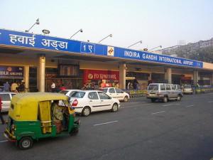 Aeropuerto I.Ghandi-Delhi